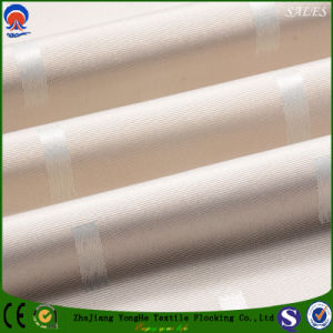 Home Textile Waterproof Flame Retardant Blackout Woven 100% Polyester Jacquard Curtain Fabric pictures & photos