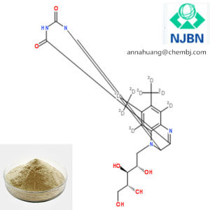 Manufacturing and Exporting Raw Materials Vitamin B2 (Riboflavin) 83-88-5 pictures & photos