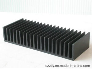 Anodizing Aluminum/Aluminimum Extrusion Profile Heat Sink pictures & photos