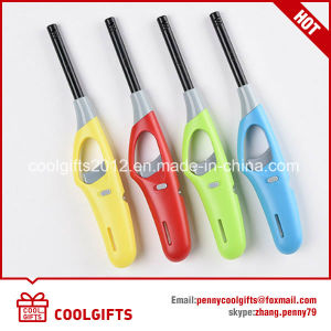 Hot Selling Cooking Tools ABS Refillable Kitchen BBQ Lighter pictures & photos