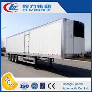 13m 40FT 3 Axles Refrigerator Semi Trailer pictures & photos