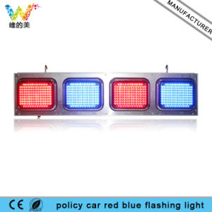 Super Bright Policy Car Policy Station Red Blue Safety Flashing Light pictures & photos
