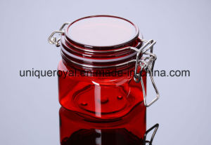 Red Pet Pet Food Treat Jar pictures & photos