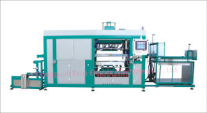 High Quality High Speed Plastic Blister Vacuum Thermoforming Forming Machine for PVC, PE, Pet, PC, PP, HIPS, APET, PETG, PS pictures & photos