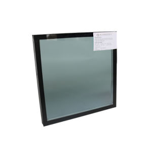 Reflective Heat Strenghened Glass with Insulation Air Spacer pictures & photos