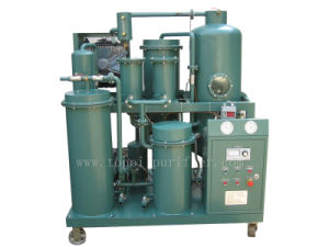 Used Hydraulic Oil Gear Oil Lubricant Oil Filtration Machine (TYA) pictures & photos