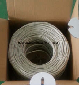 ETL Network LAN CAT6 Cable with 4 Twisted Pairs (COPPER CONDUCTOR) pictures & photos