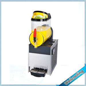 Easy to Move Small Single Barrel Slush Machine pictures & photos