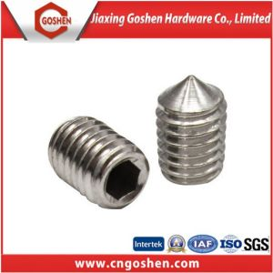 Stainless Steel Carbon Steel DIN913, DIN914, DIN916 Set Screw pictures & photos