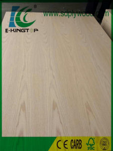 Fancy Plywood Crown Cut Red Oak 3.0mm AAA Grade pictures & photos