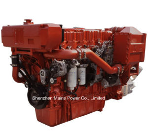 550HP 2100rpm Passenger Ship Merchant Ship Marine Diesel Engine Inboard Motor pictures & photos