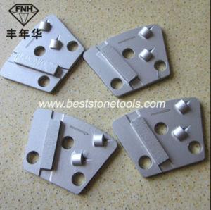 Trapezoid Diamond PCD Grinding Block