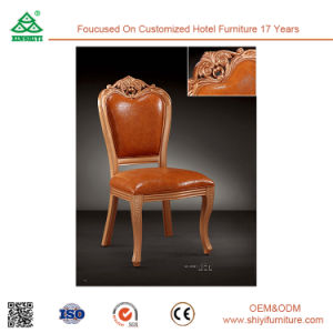 China Gold Supplier Indoor Luxury Style Dining Chair for Diningroom pictures & photos