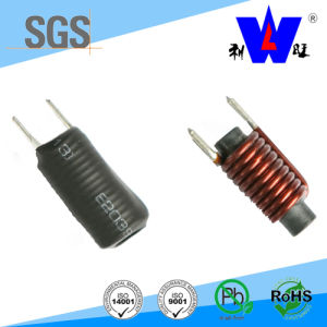 Ferrite Rod Core Inductors, Ferrite Bar Fixed Coil Inductor pictures & photos