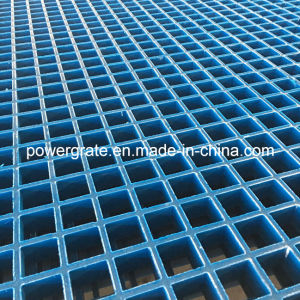 Concave Surface FRP Fiberglass Molded Grating pictures & photos