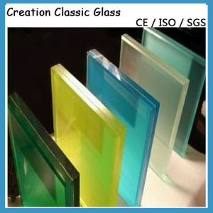 Color Tempered Laminated Glass for Building Glass/Safety Glass pictures & photos