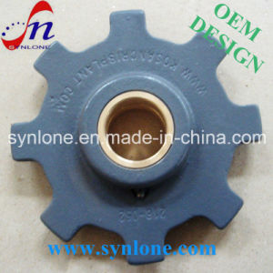 Customzied Hardened Steel Sprocket for Transmission pictures & photos