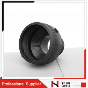 PE Hose Plastic Drainage Pipe Plumbing Reducer Fittings pictures & photos