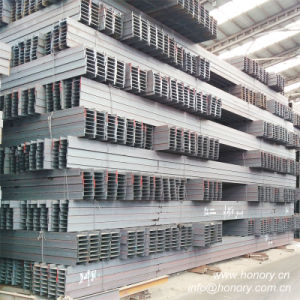 Building Material Hot Rolled H Beam for Construction