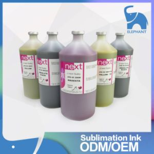 Factory Wholesale Italy J-Teck Dye Sublimation Ink for Fabric Textile pictures & photos