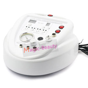 A1007 Wholesale 5 in 1 Ultrasonic Skin Scrubber Hot Cold Hammer Beauty Facial Machine pictures & photos