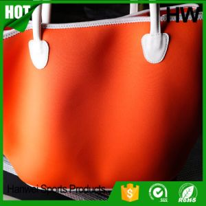 Large Elegant Neoprene Shoulder Handbag Shopping Beach Bag pictures & photos