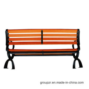 Garden Cast Iron Bench with Handrail and Backrest/ Park Bench pictures & photos
