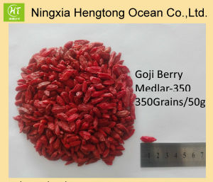 Healthy Fruit 100% Natural Ningxia Goji Berry pictures & photos
