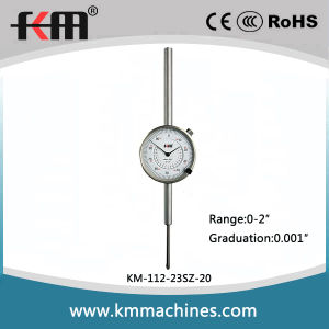 0-2′′ Wide Range Dial Indicator with pictures & photos