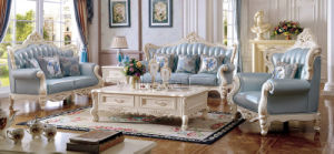 Classical Style Wooden Bedroom Set / Hotel Bedroom Furniture (9026) pictures & photos
