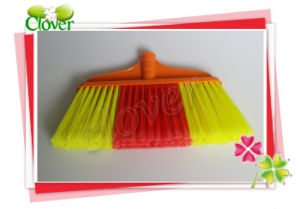 Hot Sell Southeast Asia Model with Colorful Bristle Plastic Broom, Kc310 pictures & photos