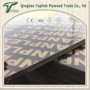 Linyi Black/Brown Film Faced Marine Plywood for Construction pictures & photos