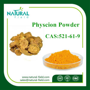 Food Supplement Plant Extract Rhubarb Extract Physcion Powder pictures & photos