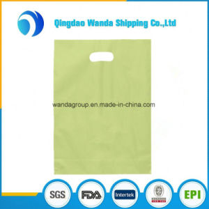 Plastic Merchandise Die Cut Bag for Trade Show Garage Sales Events pictures & photos