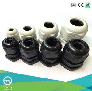 Plastic Metric Thread Pg Thread Type IP68 Cable Gland pictures & photos
