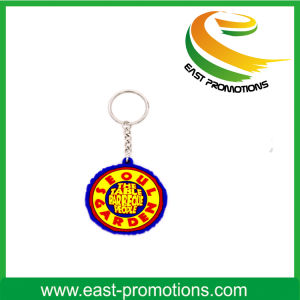 Hot Custom Fashionable Soft PVC Plastic Keychain pictures & photos