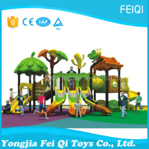 New Plastic Children Outdoor Playground for Factory Sale with Discount pictures & photos