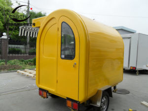 Latest Price! ! ! Mobile Electric Fryer Hamburgers Food Cart Trailer Container for Sale pictures & photos