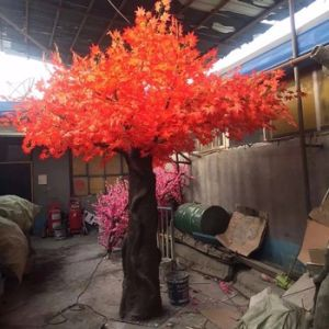 Garden Decor Artificial Red Maple Tree pictures & photos