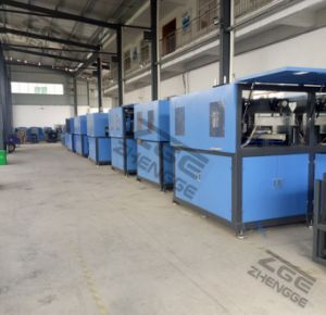 Full Automatic Blow Molding Machine, Pet Plastic Bottle Making Machine pictures & photos