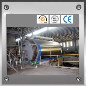 Zq-8 Waste Tyre Pyrolysis Machine with CE, ISO, SGS pictures & photos