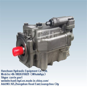 Korea Vickers Manufactur Fuel Crawler Hydraulic Piston Pump (PVH57/74/98/131)