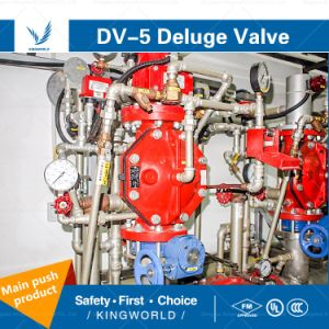 Tyco Model DV-5 Deluge Valve System Fire Alarm Valve for Fire Fighting pictures & photos
