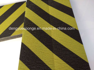Black Yellow Film Car Protection Pad Foam Guard with Adhesive pictures & photos