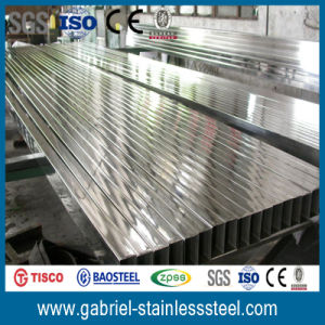 316 Stainless 80X80 Steel Squaretube pictures & photos