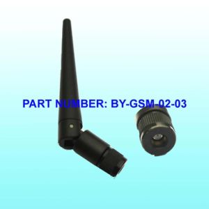 GSM Rubber Antenna, Antenna (BY-GSM-02-04) pictures & photos