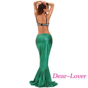 Deluxe Under The Sea Mermaid Halloween Costume pictures & photos