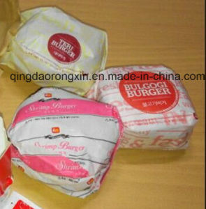 PE Coated Paper for Kfc Hamburger pictures & photos