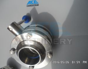 304/316L Sanitary Stainless Steel Butterfly Valve (ACE-DF-G7) pictures & photos