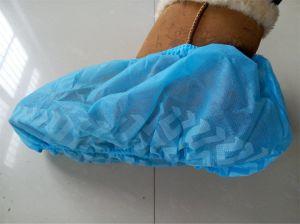Disposble 17*42cm Non-Slip Textile Printing Shoes Cover